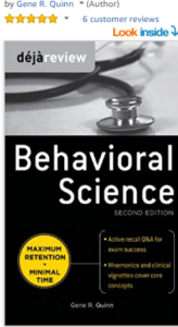 Deja Review Behavioral Science, Second Edition 2nd Edition, Kindle Edition PDF