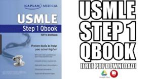 Kaplan Medical USMLE Step 1 Qbook (Kaplan USMLE) 5th Edition PDF