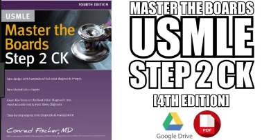 Master the board USMLE step 2 CK fourth edition pdf