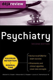 Deja Review Psychiatry 2nd Edition PDF