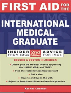 First Aid For The International Medical Graduate 2nd Edition PDF