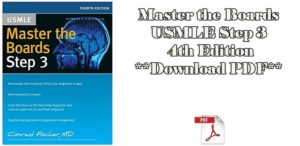 Master the Boards Step 3 PDF