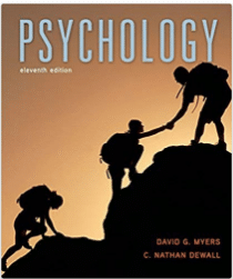 Psychology 11th Edition Myers PDF