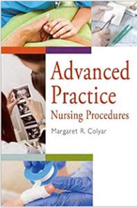 Advanced practice nursing procedures 1st edition pdf