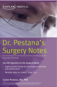 Dr Pestana's Surgery Notes PDF