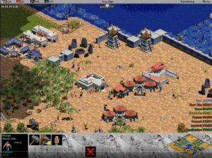 Minoan vs 7 Hardest Randoms. Random Map. Age of Empires